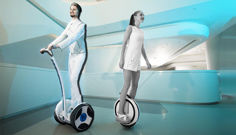 Discover the Ninebot Segway from €2.499